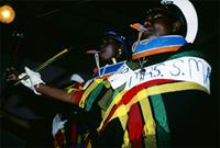 Ndebele 'Speedcops', South Africa