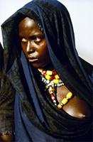 A young Afar woman, Eritrea