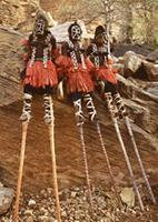 Dogon Stilt Walkers