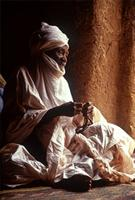 Tuareg Holy Man