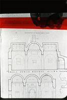 Maps: Small Domed Mosque Plan, Section
