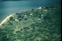 Aerial Views: Kilwa from SouthEast corner