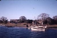 Kilwa General Views: Makutani from Sea