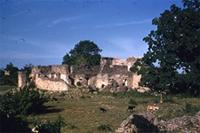 Kilwa Kisiwani: House A from South, NorthWest Corner