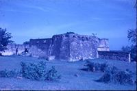 Kilwa Kisiwani: Tower of palace from North West