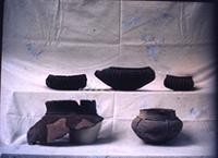 Kilwa Kisiwani: Local Husuni pottery