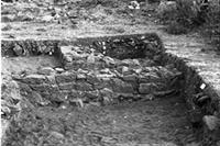 Aksum - Excavations - Wall