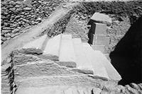 Aksum - Excavations - Steps