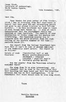 Plaster and slag