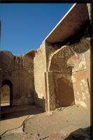 Aswan, As Sa'id, Egypt: St. Simeon, 6th century monastery built of mud brick