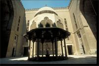 Cairo, Egypt: Mosque and Madrasa of Sultan Hasan