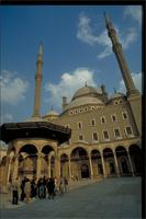 Cairo, Egypt: Mohammed Ali Mosque, part of the Citadel fortress complex