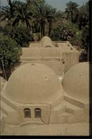 Garagus Village, Egypt: village on the East Bank constructed by architect Hassan Fathy