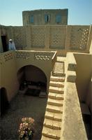 New Gourna, Egypt: architect Hassan Fathy's home on the West Bank