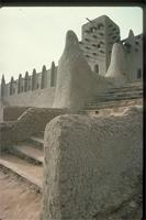 Middle Niger, Mali, Djenné: the Grand Mosque of Djenné, a UNESCO World Heritage Site