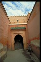 Marrakech, Morocco: Saadian Tombs, entrance