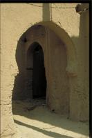Tamegroute, Morocco: entrance to village