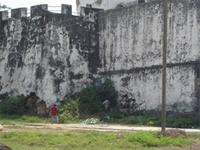 Photograph of the Elmina Castle, Ghana