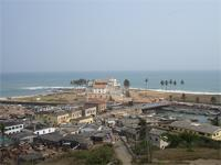 Image of Elmina and Elmina Castle, Ghana