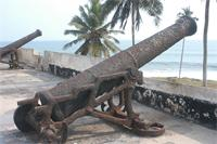 Cannon on West Bastion