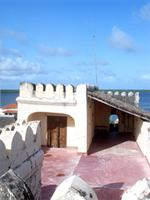 Photograph of the Lamu Fort, Kenya