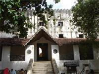 Photograph of the Main Entrance Lamu Fort, Kenya
