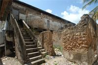 Ruins of the Old Islamic Academy in Lamu