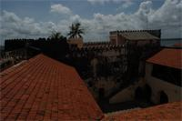 Good view of the Lamu Fort