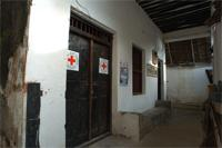 Photogrammetric images of the Red Cross, Lamu Town, Kenya