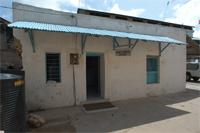 Building in Lamu: Immigration Office