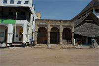 Building in Lamu: Tourist Information Center