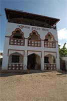 Building in Lamu: Kipepeo Guest House