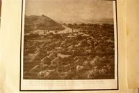 Image of the Stelae Field, old photograph, Axum, Ethiopia