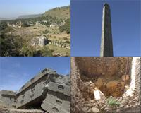 Video of the Stelae Field, Part I, Axum, Ethiopia