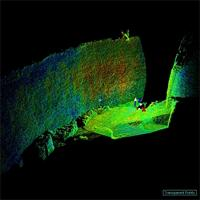 Individual Laser Scan of Great Enclosure, Zimbabwe