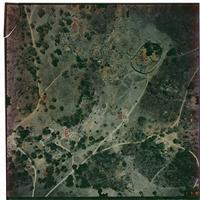 Aerial image of Great Zimbabwe, Zimbabwe