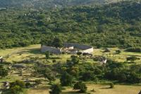 Image of Great Enclosure from the top, Zimbabwe