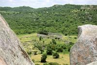 Great Enclosure from the top, Zimbabwe