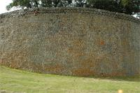 Photogrammetric image of Great Enclosure, Zimbabwe