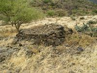 Image of Rock Pile in Engaruka, Tanzania