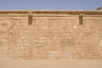 Photogrammetric image of Apedemak temple within the Great Enclosure in Musawwarat es-Sufra, Sudan