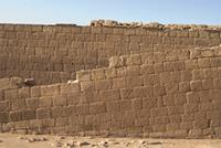 Photogrammetric image within the Great Enclosure in Musawwarat es-Sufra, Sudan