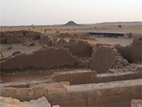 Image of area 200 within the Great Enclosure in Musawwarat es-Sufra, Sudan