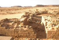 Image of area 600 within the Great Enclosure in Musawwarat es-Sufra, Sudan