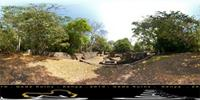 Panoramic image of Gede, Kenya