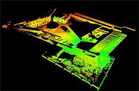 Individual Laser Scan of Saint Sebastian Fortress, Mozambique