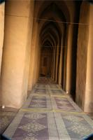 Image of inside the Great Mosque in Djenne, Mali
