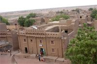 Image of the Great Mosque in Djenne, Mali