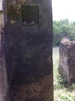 Photogrammetric image of room L and the south-west section of the Gereza in Kilwa Kisiwani, Tanzania