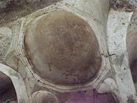 Photogrammetric image of the domed ceiling of the Great Mosque in Kilwa Kisiwani, Tanzania